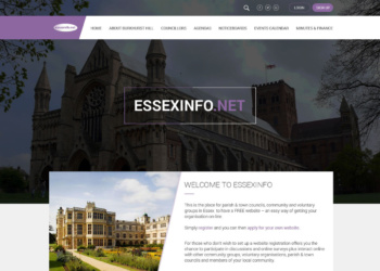 Essex Council – Web Design