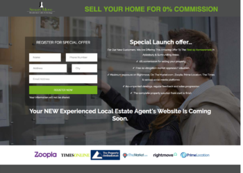 Smart Move Residential – Web Design 2