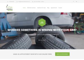 Aylesbury Auto Clinic – Web Design