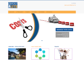 Vision Lets – Web Design