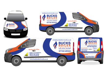 Bucks Boiler Installs – Vehicle Design