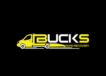 Bucks Rapid Recovery – Logo Design