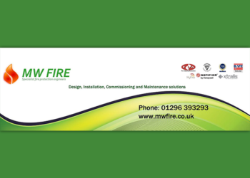 MW Fire – Facebook Cover Design