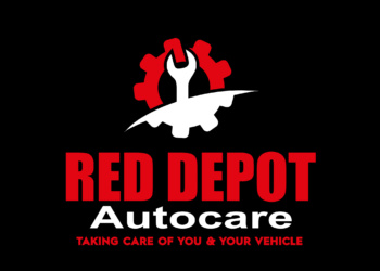Red Depot Autocare – Logo Design