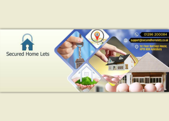 Secured Home Lets – Facebook Cover Design