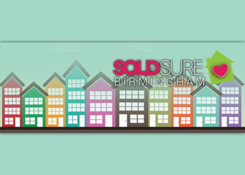 Sold Sure Birmingham – Facebook Cover Design