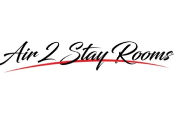 Air 2 Stay Rooms – Logo Design