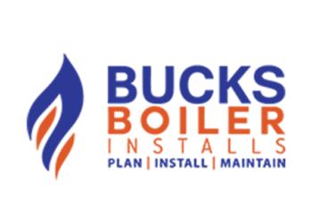Bucks Boiler Installs – Logo Design